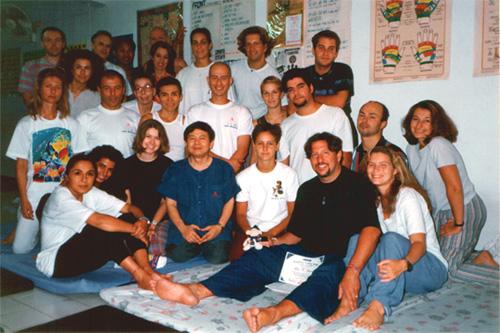 1998 ChiangMai I.T.M. gruppo