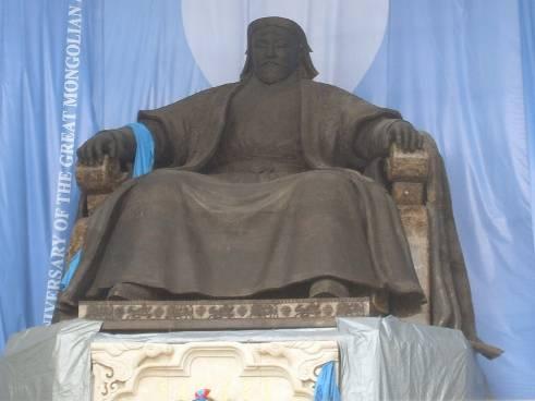 Mongolia Chinggis Khaan