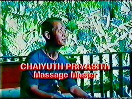 Chaiyuth Priyasith: Thai Massage Master