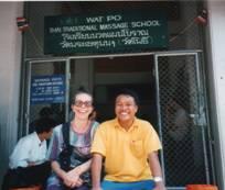 Wat Po school
