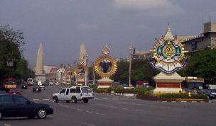 Ratchadamnoen Avenue